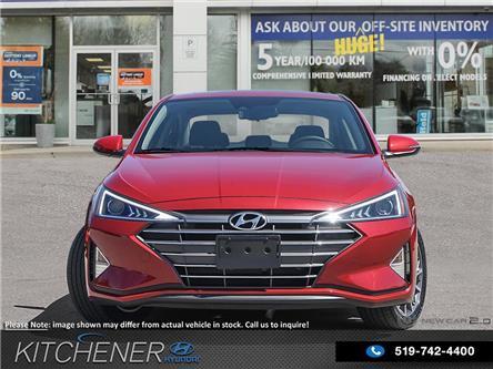 2020 Hyundai Elantra Luxury (Stk: 59082) in Kitchener - Image 2 of 23