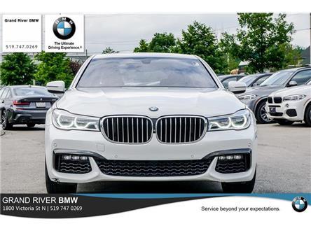 2016 BMW 750i xDrive (Stk: PW4912) in Kitchener - Image 2 of 22