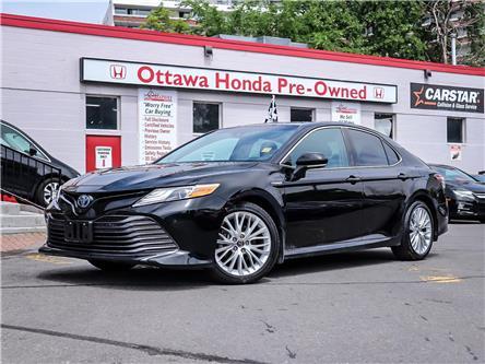 2018 Toyota Camry Hybrid XLE (Stk: 32286-1) in Ottawa - Image 1 of 27