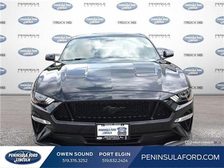 2019 Ford Mustang  (Stk: 19MU14) in Owen Sound - Image 2 of 25
