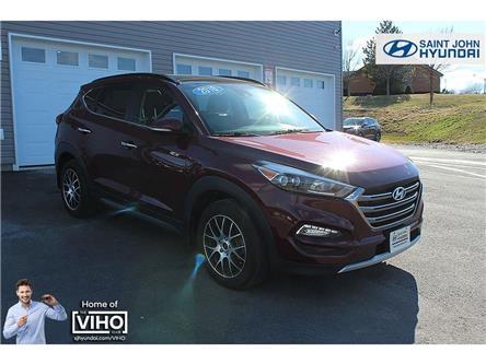 2016 Hyundai Tucson  (Stk: U1834) in Saint John - Image 1 of 24