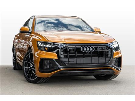 2019 Audi Q8 55 Technik (Stk: N5004) in Calgary - Image 1 of 22