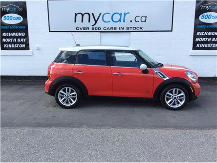 2011 MINI Cooper S Countryman Base (Stk: 190878) in North Bay - Image 2 of 20