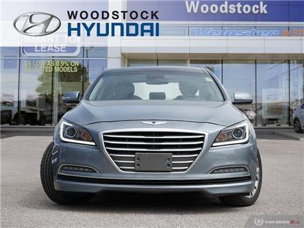 2015 Hyundai Genesis 3.8 Luxury (Stk: P1434) in Woodstock - Image 2 of 27