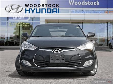 2016 Hyundai Veloster SE (Stk: KA19060A) in Woodstock - Image 2 of 27