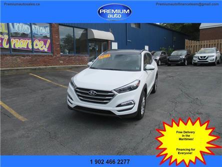 2018 Hyundai Tucson Premium 2.0L (Stk: 744855) in Dartmouth - Image 1 of 25
