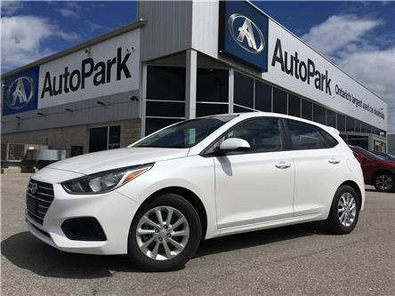 2019 Hyundai Accent Preferred (Stk: 19-62043RJB) in Barrie - Image 1 of 26