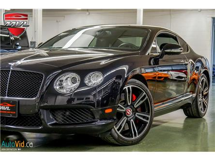 2014 Bentley Continental GT V8 S (Stk: ) in Oakville - Image 1 of 35