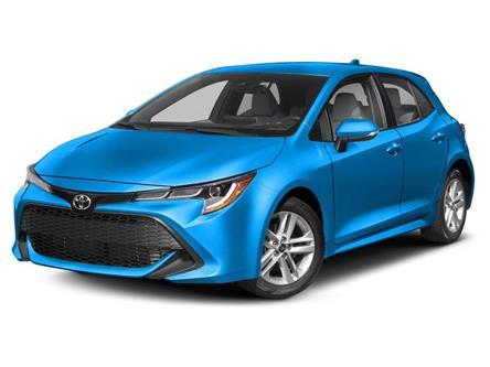 2019 Toyota Corolla Hatchback Base (Stk: 89639) in Ottawa - Image 1 of 9