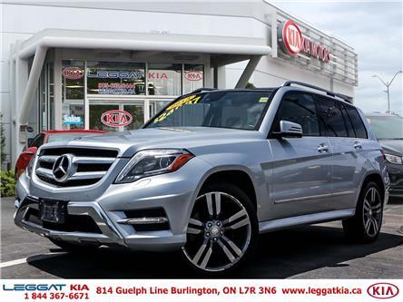 2013 Mercedes-Benz Glk-Class Base (Stk: W0122) in Burlington - Image 1 of 20