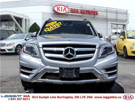 2013 Mercedes-Benz Glk-Class Base (Stk: W0122) in Burlington - Image 2 of 20