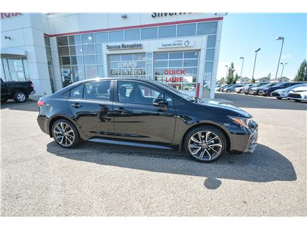 2020 Toyota Corolla SE (Stk: COL018) in Lloydminster - Image 1 of 12
