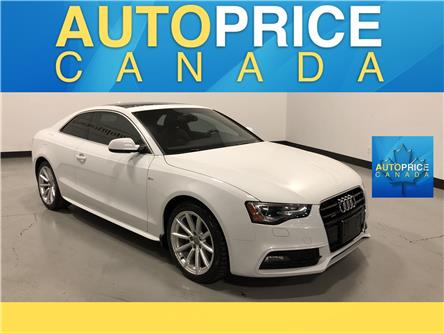 2016 Audi A5 2.0T Progressiv plus (Stk: W0360) in Mississauga - Image 1 of 22