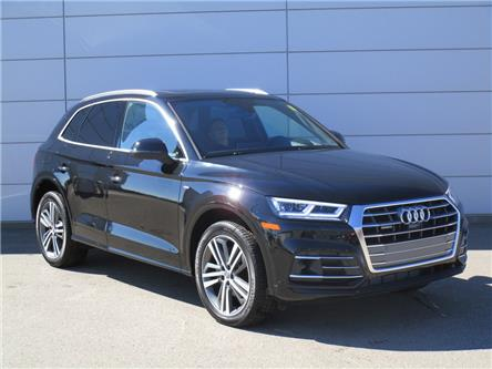 2018 Audi Q5 2.0T Technik (Stk: 180643) in Regina - Image 1 of 39