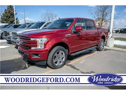 2019 Ford F-150 Lariat (Stk: K-1065) in Calgary - Image 1 of 6
