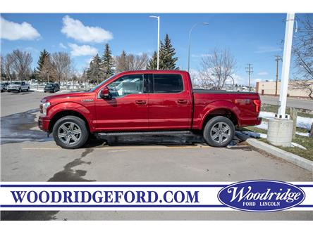 2019 Ford F-150 Lariat (Stk: K-1065) in Calgary - Image 2 of 6