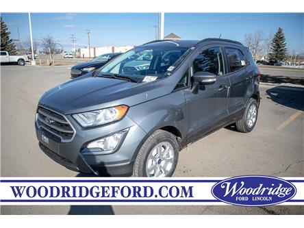 2019 Ford EcoSport SE (Stk: K-1082) in Calgary - Image 1 of 5