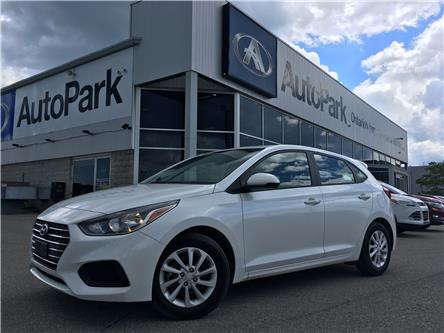 2019 Hyundai Accent Preferred (Stk: 19-62124RJB) in Barrie - Image 1 of 26