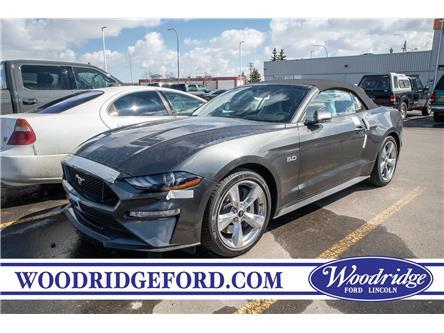 2019 Ford Mustang GT Premium (Stk: KK-96) in Calgary - Image 1 of 5