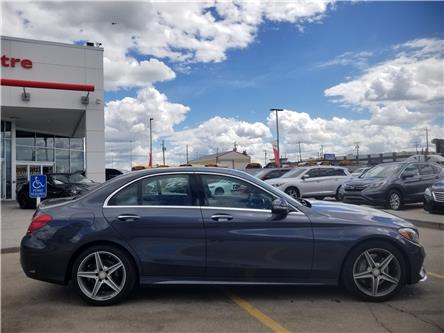 2016 Mercedes-Benz C-Class Base (Stk: U194223) in Calgary - Image 2 of 29
