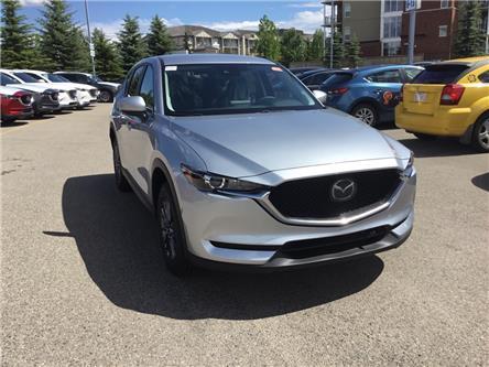 2019 Mazda CX-5 GS (Stk: N4909) in Calgary - Image 1 of 4