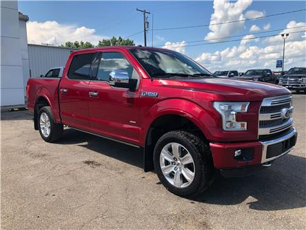2016 Ford F-150 Platinum (Stk: 9115A) in Wilkie - Image 1 of 22