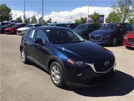 2019 Mazda CX-3 GS (Stk: N4497) in Calgary - Image 1 of 4