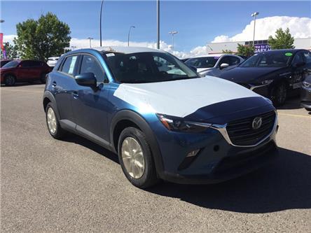 2019 Mazda CX-3 GS (Stk: N4367) in Calgary - Image 1 of 4