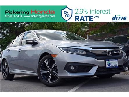 2018 Honda Civic Touring (Stk: T920) in Pickering - Image 1 of 34