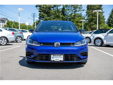 2019 Volkswagen Golf R 2.0 TSI (Stk: KG122560) in Vancouver - Image 2 of 22