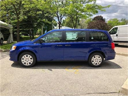 2019 Dodge Grand Caravan 29E Canada Value Package (Stk: 197056) in Toronto - Image 2 of 18