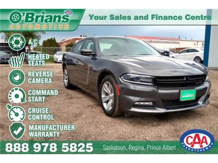 2018 Dodge Charger SXT Plus (Stk: 12588A) in Saskatoon - Image 1 of 35