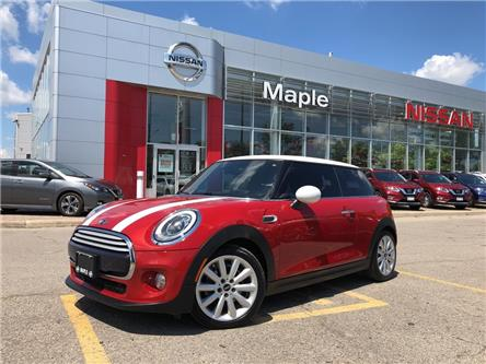 2015 MINI Cooper Hardtop Leather,Roof,Alloys,Low Mileage! (Stk: M19Q068A) in Maple - Image 1 of 23