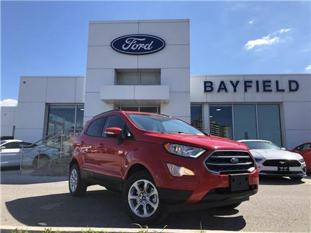 2019 Ford EcoSport SE (Stk: ET19744) in Barrie - Image 1 of 26