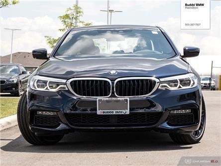 2019 BMW 530i xDrive (Stk: B96784) in Hamilton - Image 2 of 27