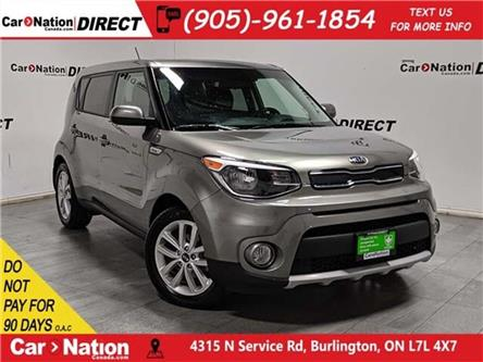 2019 Kia Soul  (Stk: DOM-634827) in Burlington - Image 1 of 35