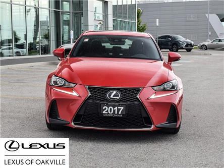 2017 Lexus IS 350 Base (Stk: UC7744) in Oakville - Image 2 of 21