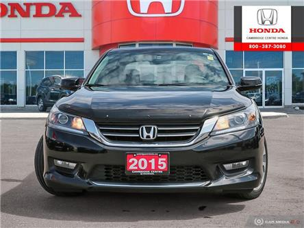 2015 Honda Accord Sport (Stk: 19899A) in Cambridge - Image 2 of 27