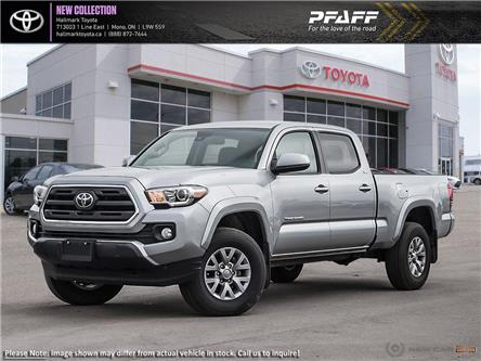 2019 Toyota Tacoma 4x4 Double Cab V6 SR5 6A (Stk: H19549) in Orangeville - Image 1 of 24