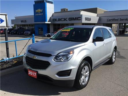 2017 Chevrolet Equinox LS (Stk: K387A) in Grimsby - Image 1 of 14