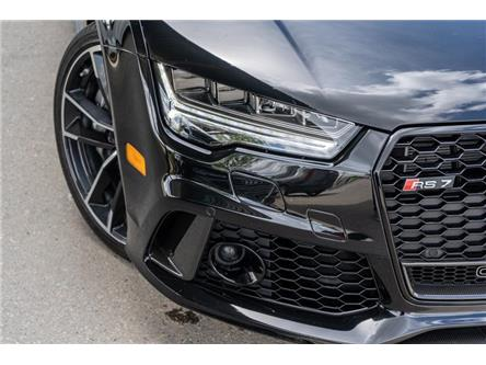 2018 Audi RS 7 4.0T performance (Stk: N4386) in Calgary - Image 2 of 22