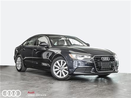 2015 Audi A6 3.0 TDI Progressiv (Stk: 91773A) in Nepean - Image 1 of 14