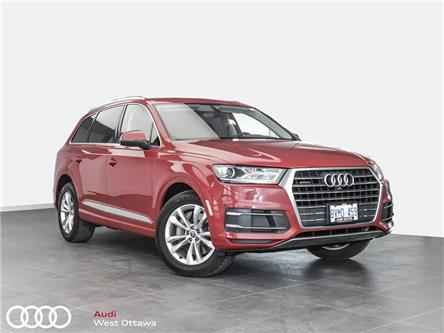 2018 Audi Q7 3.0T Progressiv (Stk: 91106) in Nepean - Image 1 of 20