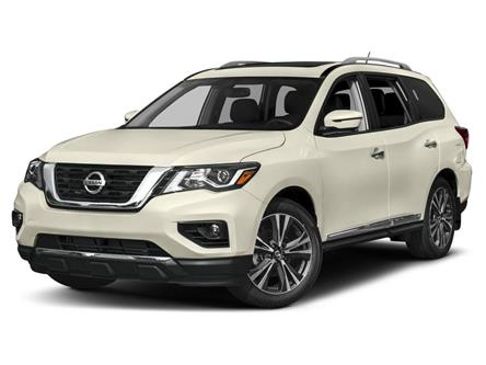2019 Nissan Pathfinder Platinum (Stk: KC642818) in Whitby - Image 1 of 9