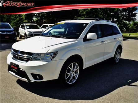 2016 Dodge Journey R/T (Stk: 1516) in Orangeville - Image 1 of 18