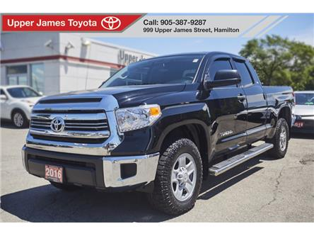 2016 Toyota Tundra SR 4.6L V8 (Stk: 33737) in Hamilton - Image 1 of 21