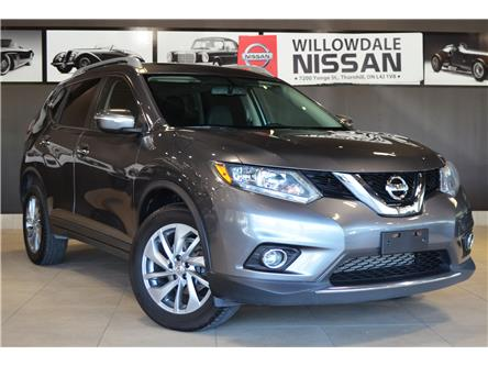 2014 Nissan Rogue SL (Stk: E5810C) in Thornhill - Image 2 of 30