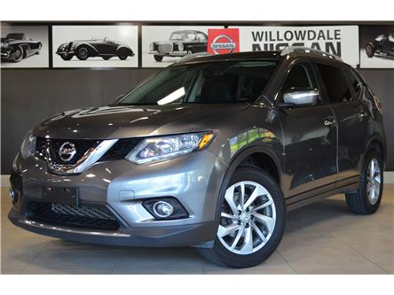 2014 Nissan Rogue SL (Stk: E5810C) in Thornhill - Image 1 of 30