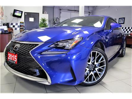 2015 Lexus RC 350 Base (Stk: 001672) in Bolton - Image 1 of 30