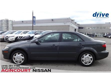 2004 Mazda MAZDA6 GS-I4 (Stk: U12549) in Scarborough - Image 2 of 13